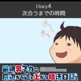 【Diary4】次ぎ会うまでの時間