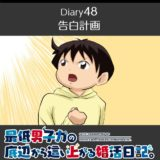 【Diary48】告白計画