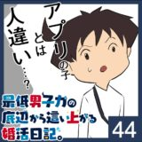 【Diary44】人違い・・・?